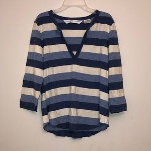 Woman's large Tommy Hilfiger long sleeved shirt